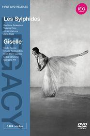 Chopin/Adams:Les Sylphides & Adam Gis - (Region 1 Import DVD)