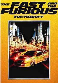 Fast and the Furious:Tokyo Drift - (Region 1 Import DVD)