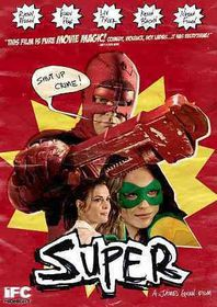 Super - (Region 1 Import DVD)