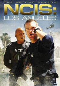 Ncis:Los Angeles Second Season - (Region 1 Import DVD)