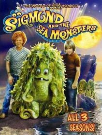 Sigmund and the Sea Monsters:Season 1 - (Region 1 Import DVD)
