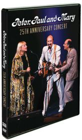 25th Anniversary Concert - (Region 1 Import DVD)