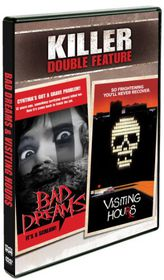 Bad Dreams/Visiting Hours - (Region 1 Import DVD)