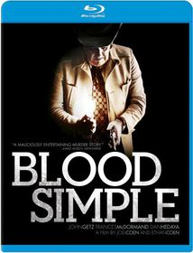 Blood Simple - (Region 1 Import DVD)