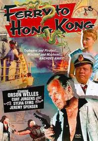 Ferry to Hong Kong - (Region 1 Import DVD)
