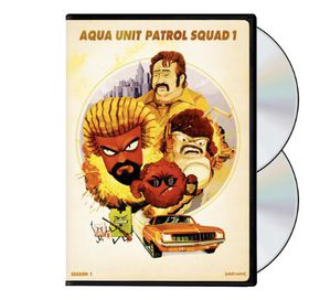 Aqua Unit Patrol Squad 1:Volume 1 - (Region 1 Import DVD)