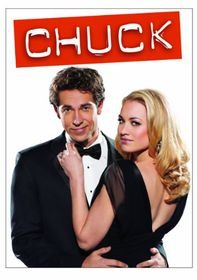 Chuck:Complete Fourth Season - (Region A Import Blu-ray Disc)