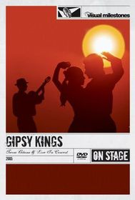 Gipsy Kings - Tierra Gitana & Live In Concert (DVD)