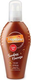 Tropitone Bronze It Selftan Dark Lotion - 125ml