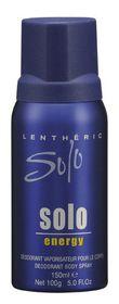 Lentheric Solo Energy Deodorant 150ml