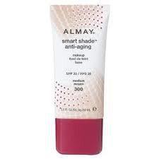 Almay Smart Shade Anti Aging Make Up 30ml Medium