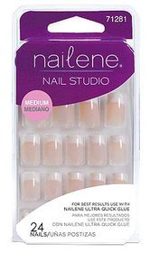 Nailene - Nail Studio Medium Pink 71281