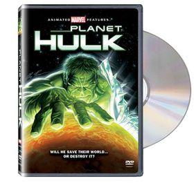 Planet Hulk (2010)(DVD)