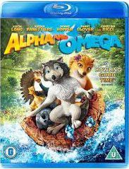 Alpha and Omega (2010) (Blu Ray)