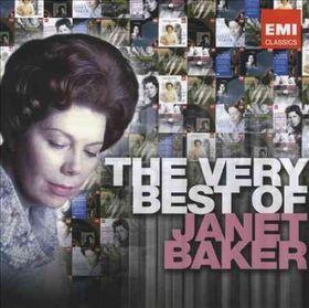 Baker Janet - Very Best Of Janet Baker (CD)
