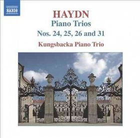 Haydn: Piano Trios Vol 1 - Piano Trios - Vol.1 (CD)