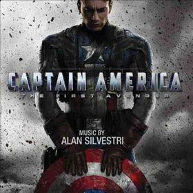 Captain America (Ost) - (Import CD)