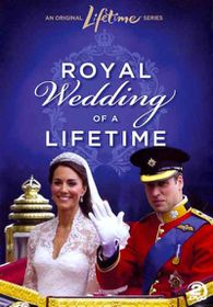Royal Wedding of a Lifetime - (Region 1 Import DVD)