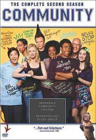 Community Season 2 - (Region 1 Import DVD)