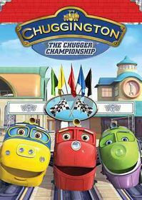 Chuggington:Chugger Championship - (Region 1 Import DVD)