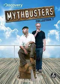 Mythbusters Collection 7 - (Region 1 Import DVD)