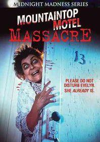 Mountaintop Motel Massacre - (Region 1 Import DVD)