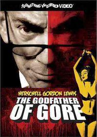 Godfather of Gore:Herschell Gordan Le - (Region 1 Import DVD)