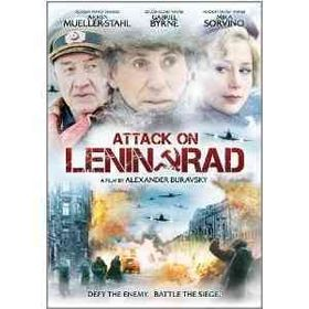 Attack on Leningrad - (Region 1 Import DVD)