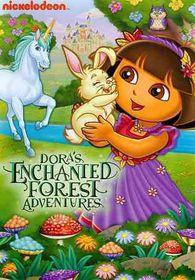 Dora the Explorer:Dora's Enchanted Fo - (Region 1 Import DVD)