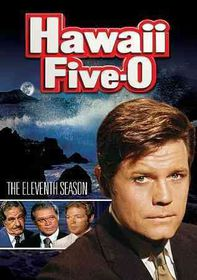 Hawaii Five O:Eleventh Season - (Region 1 Import DVD)