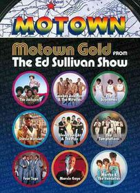 Motown Gold from the Ed Sullivan Show - (Region 1 Import DVD)