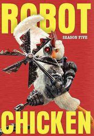 Robot Chicken:Season Five - (Region 1 Import DVD)