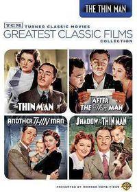 Tcm Greatest Classic:Thin Man Vol 1 - (Region 1 Import DVD)