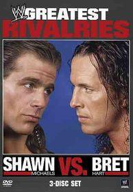 Shawn Michaels Vs Bret Hart - (Region 1 Import DVD)