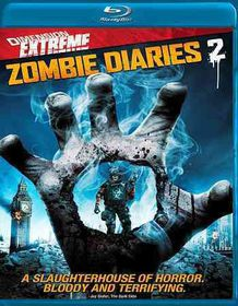 Zombie Diaries 2 - (Region A Import Blu-ray Disc)