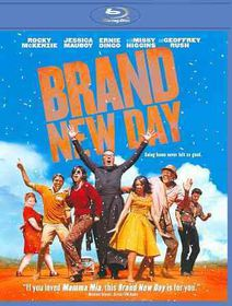 Brand New Day - (Region A Import Blu-ray Disc)