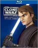 Star Wars:Clone Wars Season Three - (Region A Import Blu-ray Disc)