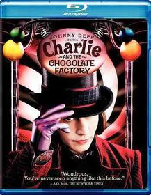 Charlie and the Chocolate Factory - (Region A Import Blu-ray Disc)