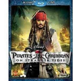 Pirates of the Caribbean:on Stranger - (Region A Import Blu-ray Disc)