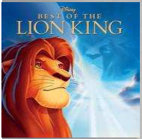 Lion King - Best Of - Various Artists (CD)