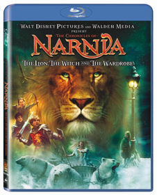 The Chronicles of Narnia: The Lion, the Witch and the Wardrobe (2005)(Blu-ray)