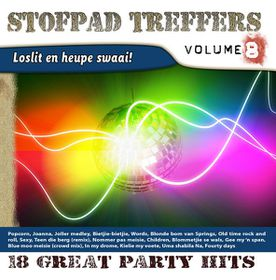 Stofpad Treffers - Stofpad Treffers - Vol.8 (CD)