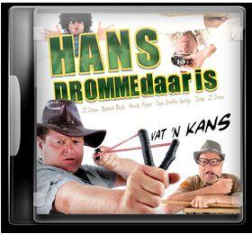 Drommedaar, Hans - Vat 'n Kans (CD)