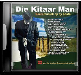 Die Kitaar Man - Die Kitaar Man - Vol.2 (CD)
