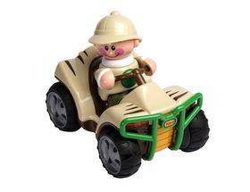 Tolo Toys First Friends Safari Quad Bike