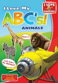 I Love My Abc's:Animals - (Region 1 Import DVD)