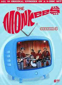 Monkees:Season 1 - (Region 1 Import DVD)