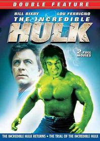 Incredible Hulk Returns/Trial of Hulk - (Region 1 Import DVD)
