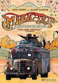 Magic Trip - (Region 1 Import DVD)