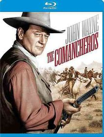 Comancheros - (Region A Import Blu-ray Disc)